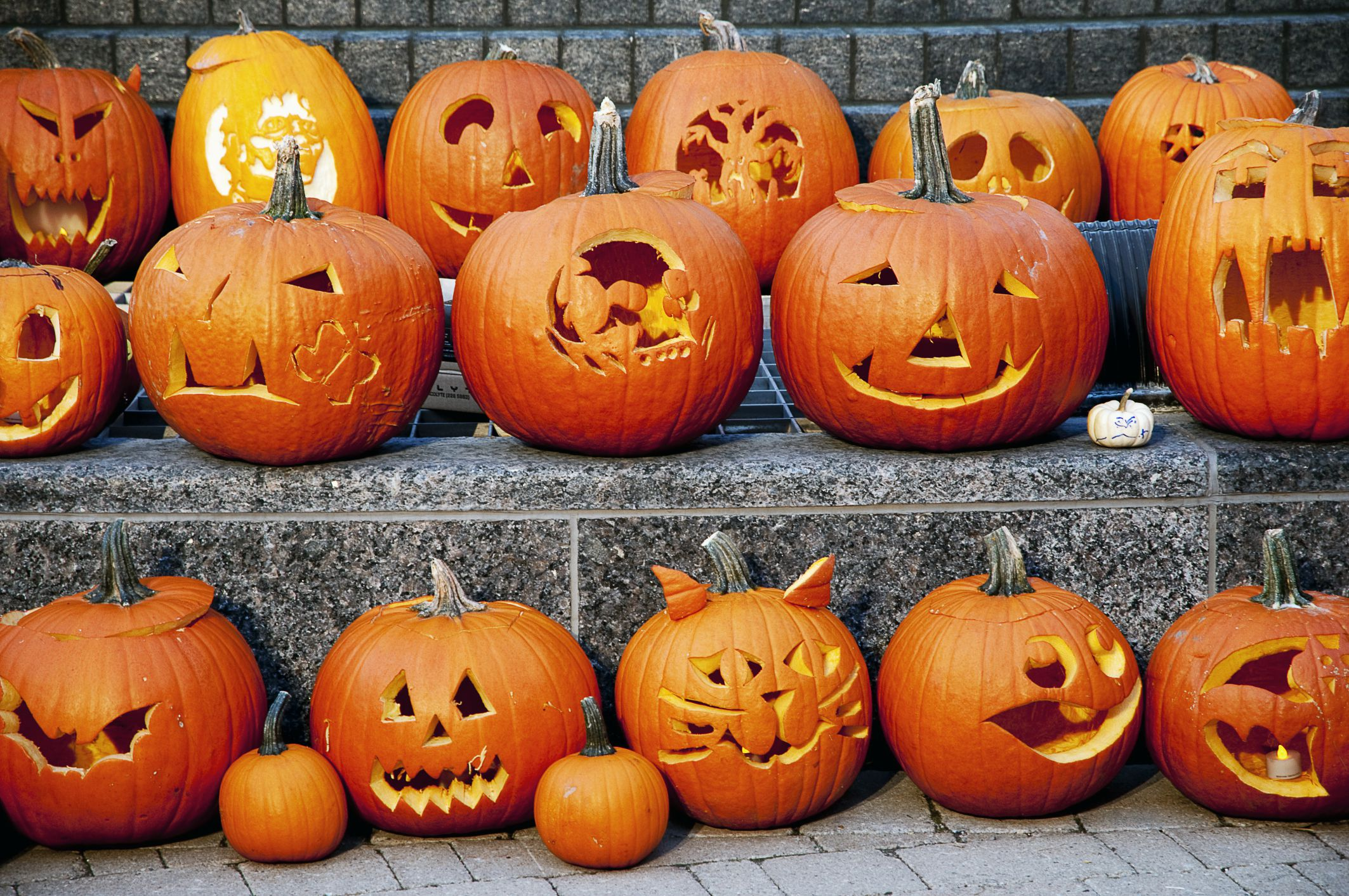 How To Preserve A Carved Halloween Jack O Lantern