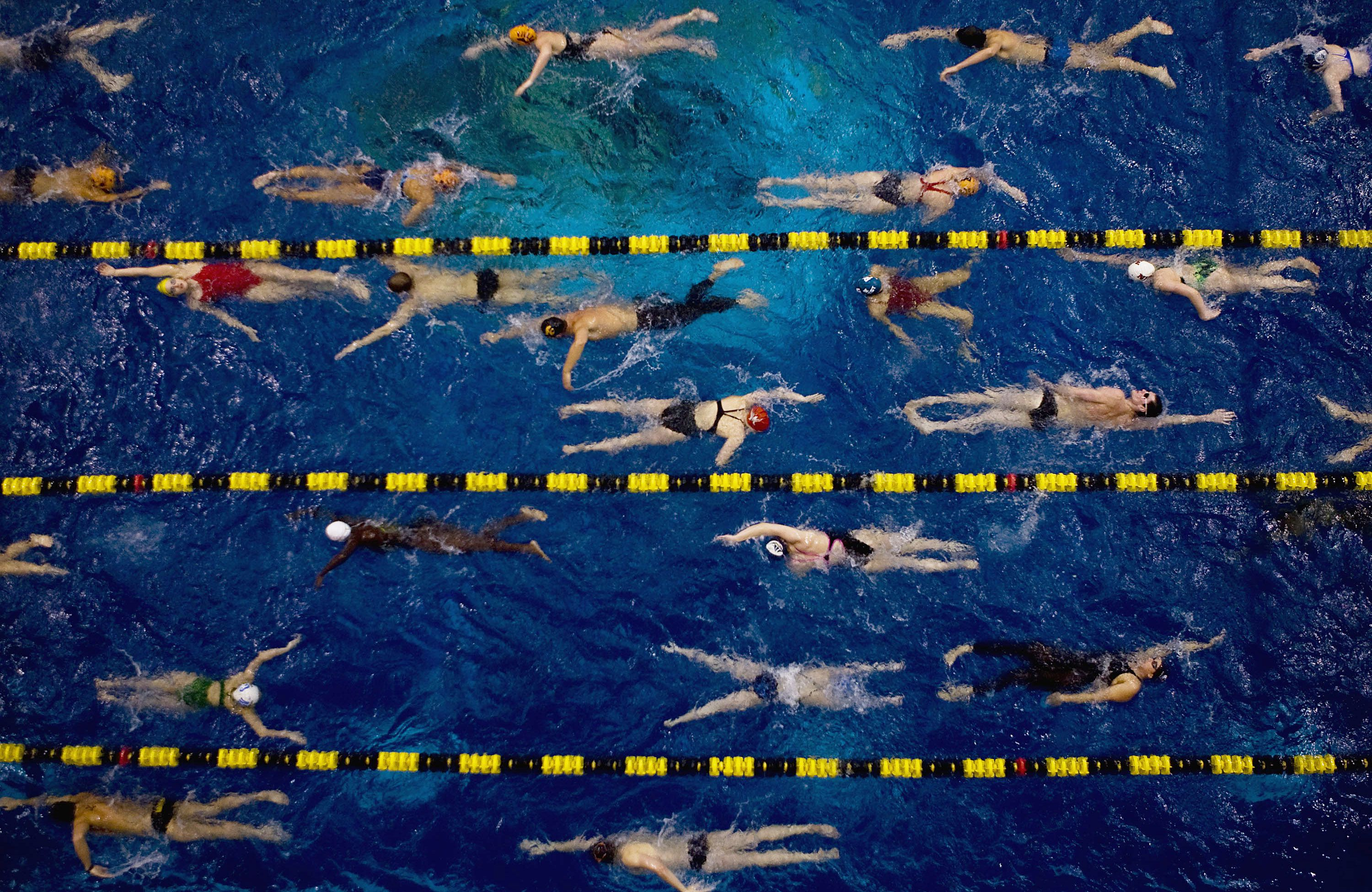 Lap Swimming Etiquette For Crowded Pools