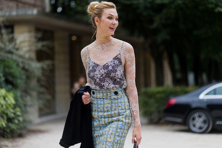 10 Fresh Ways To Wear A Pencil Skirt