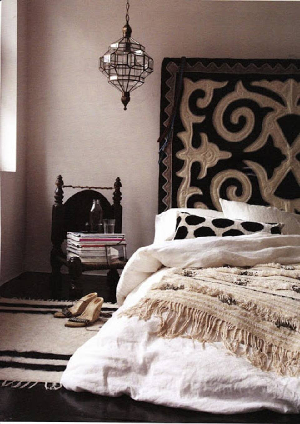 Beautiful Boho Bedroom Decorating Ideas and Photos on Boho Bedroom  id=92118