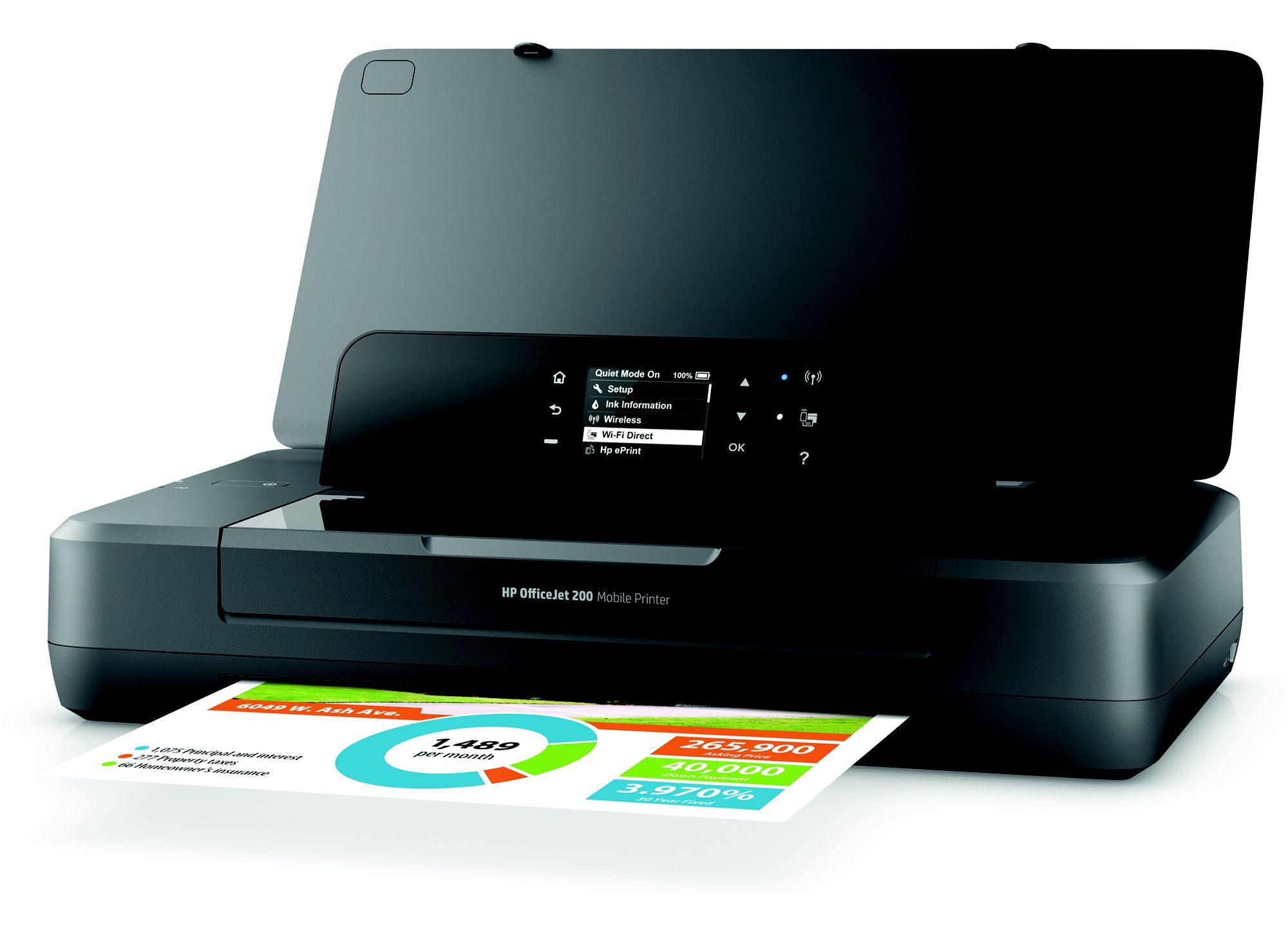 Wireless Hp Printer 2000