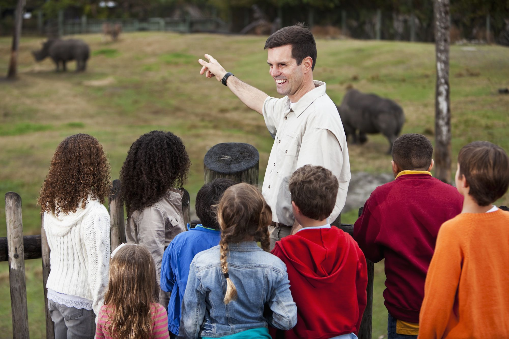 Careers With Animals Zoo Wildlife Educator