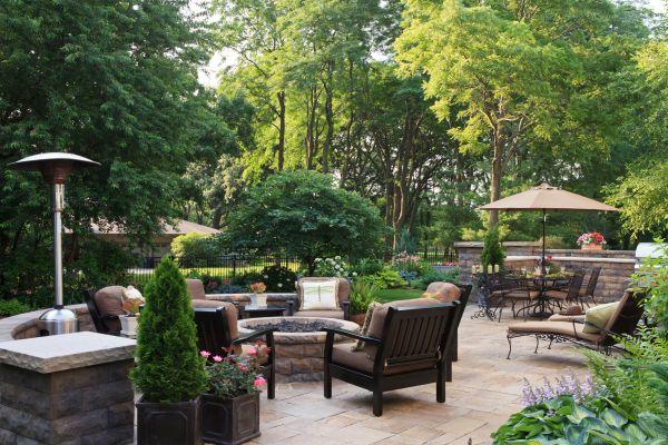 outdoor backyard patio ideas The 7 Best Patio Heaters to Buy in 2018