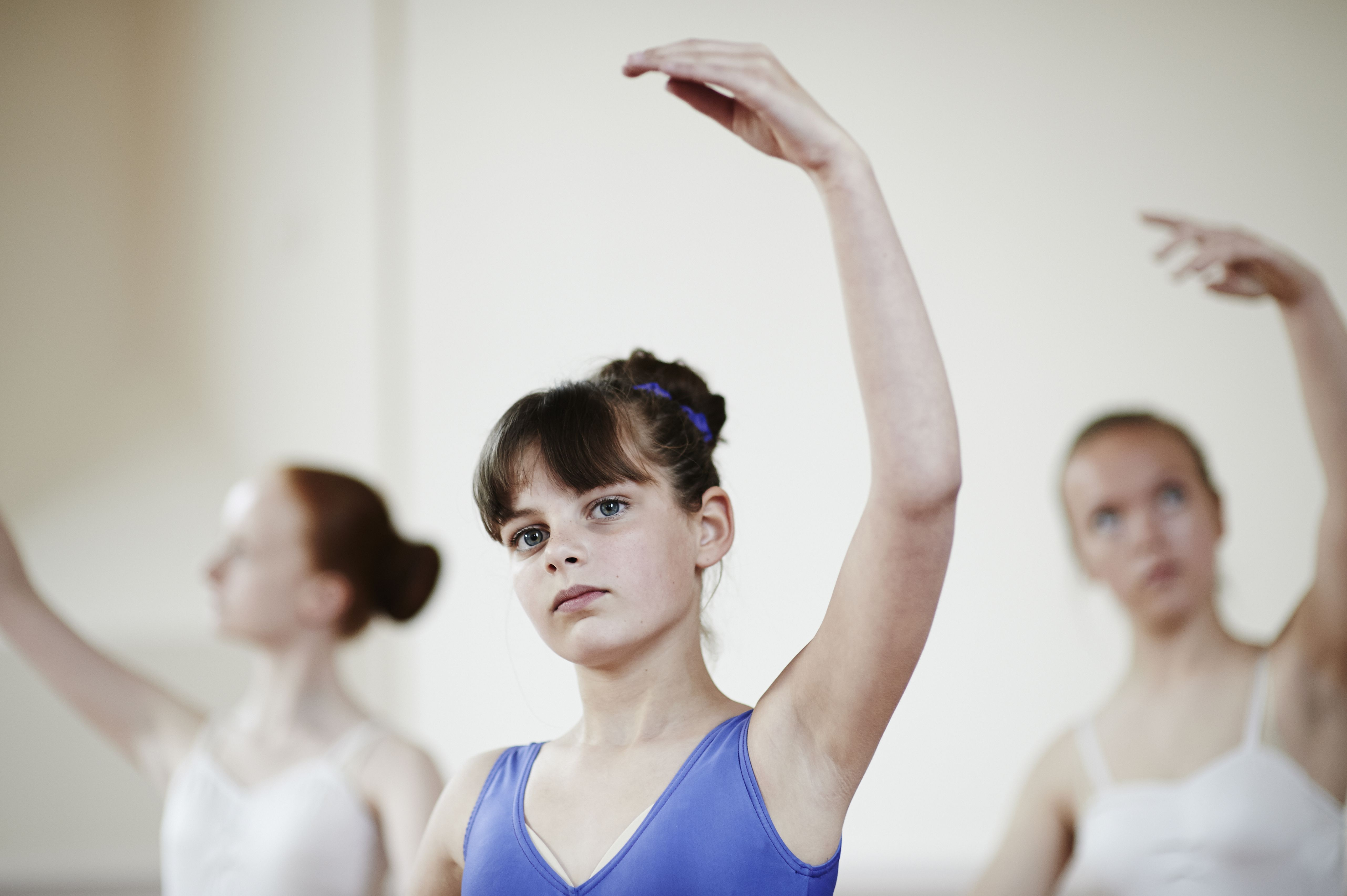 Positions Of The Arms In Ballet