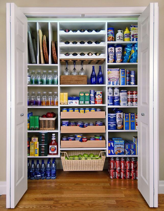 Organizing Your Pantry for the Kids| Organize Your Pantry, Organizing Ideas, Organizing Ideas for the Home, Organization, Organization DIY, Kitchen Organization, Kitchen Organization Ideas
