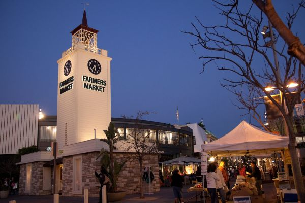 The Original Farmers Market in Los Angeles