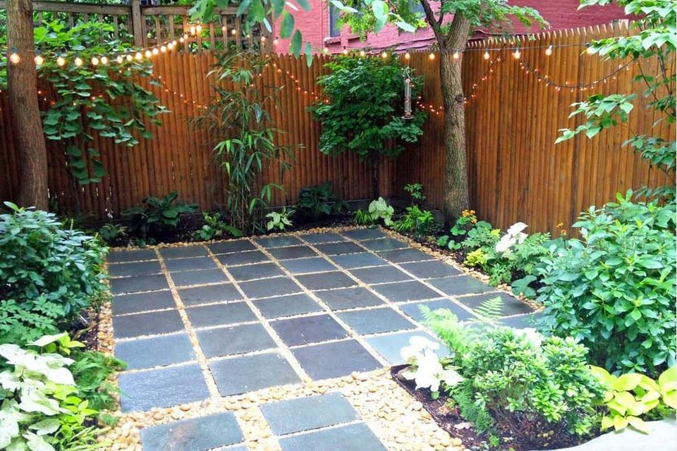 14 Best Outdoor Decorating Ideas for Small Spaces on Diy Back Garden Ideas  id=88875