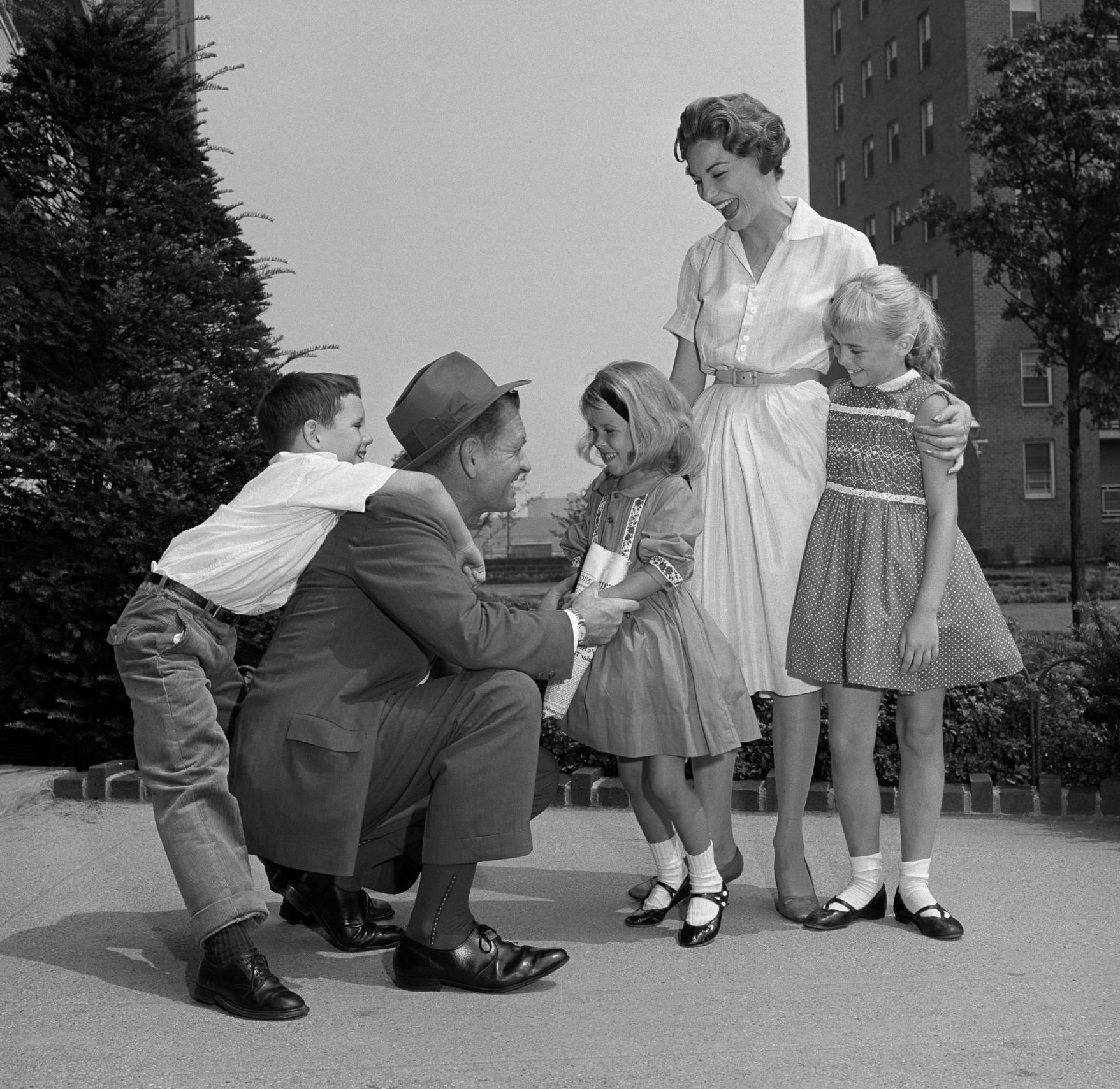 The History Of Father S Day