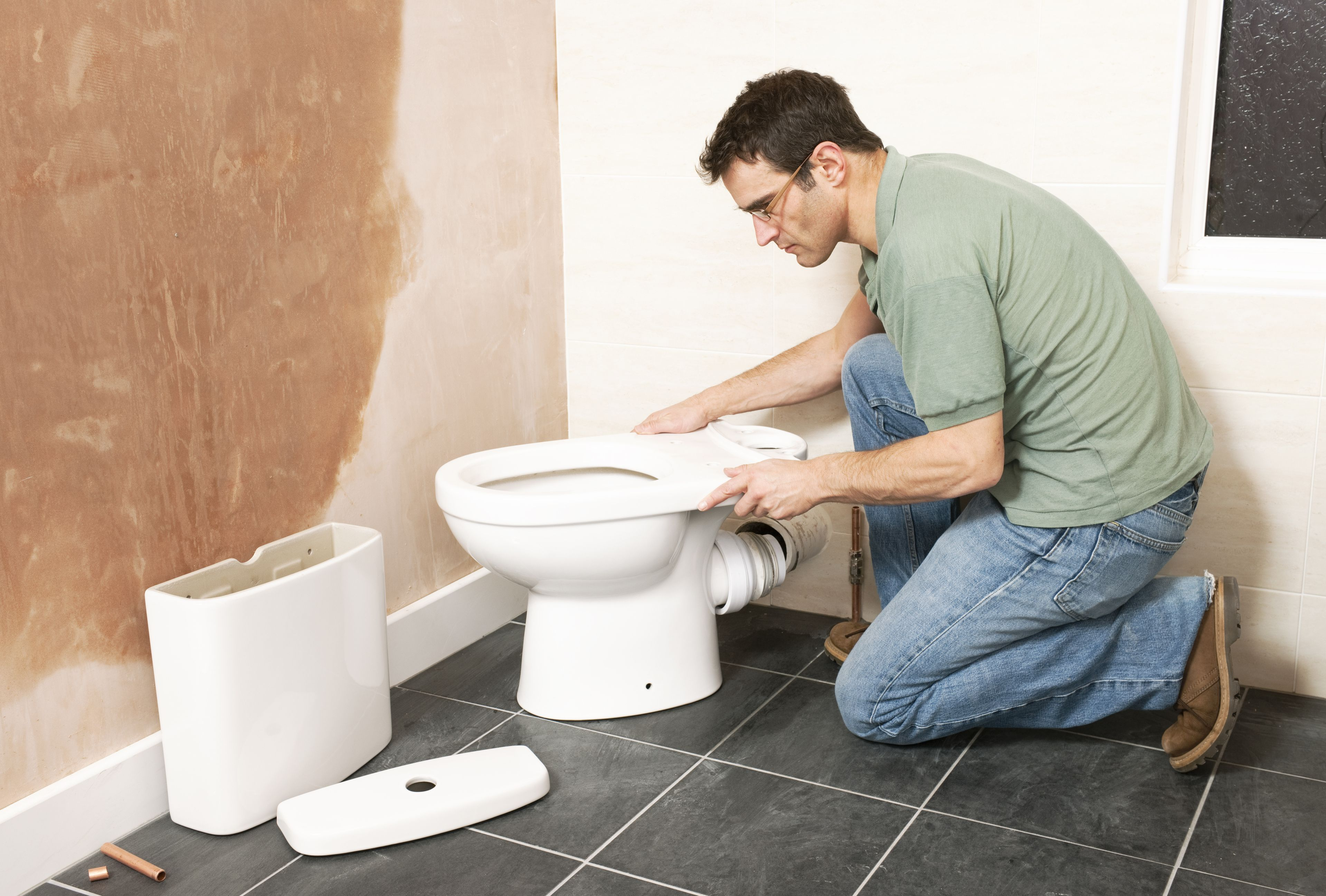 How To Move A Toilet Minimize Cost And Mess