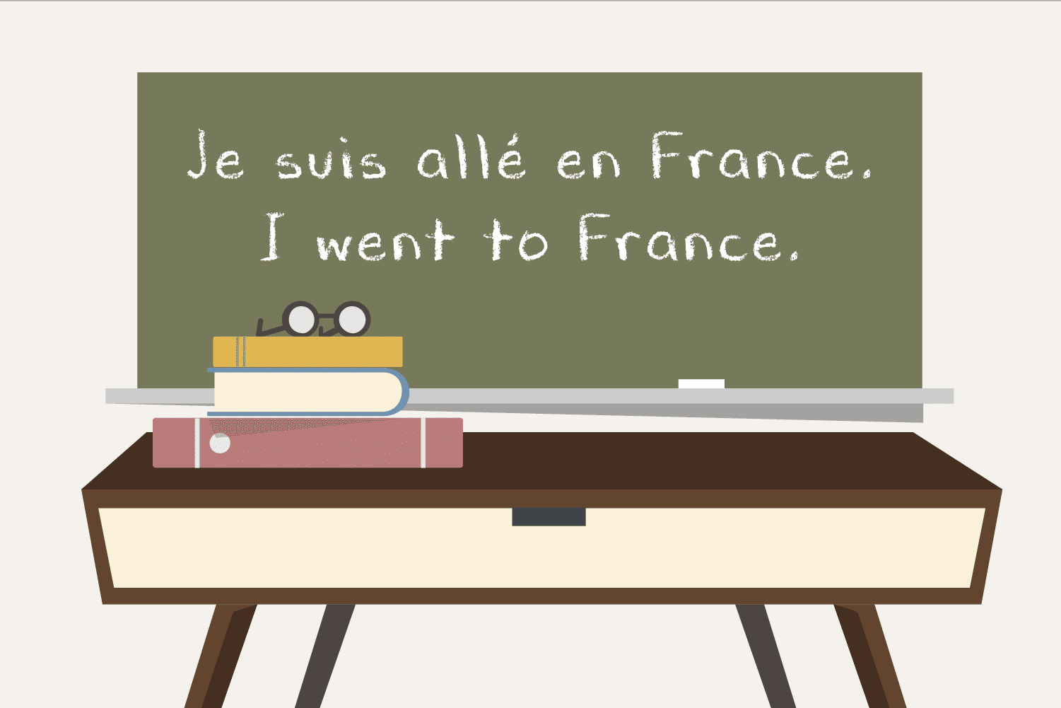 The Different Past Tenses In French