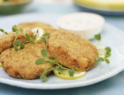 Easy Fried Salmon Patties Recipe