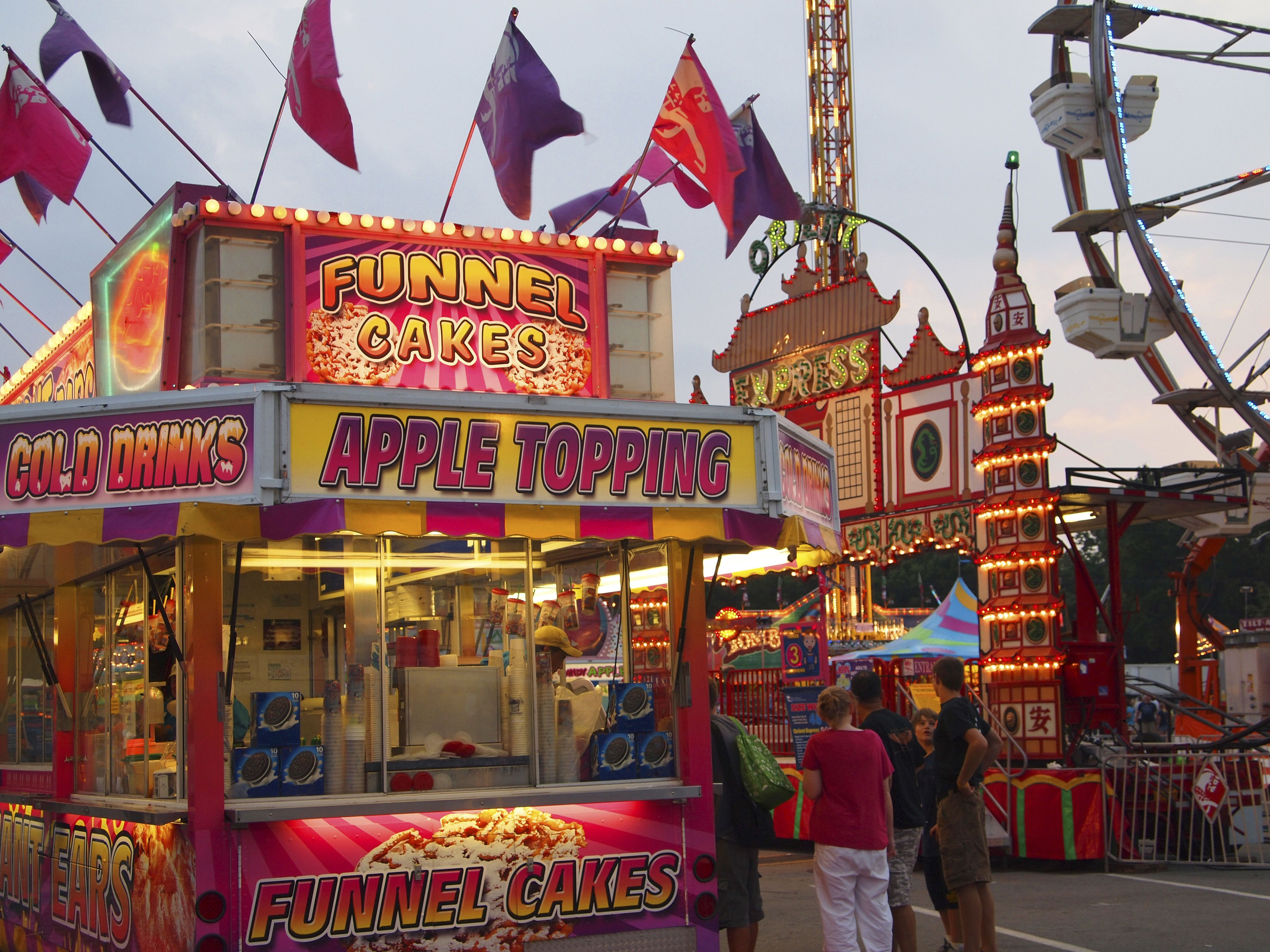 Guide To The Anne Arundel County Fair