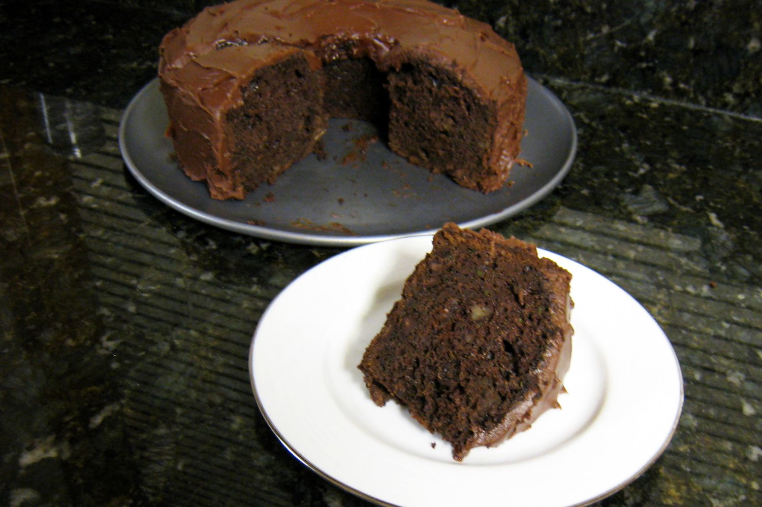 Easy Chocolate Zucchini Cake Recipes