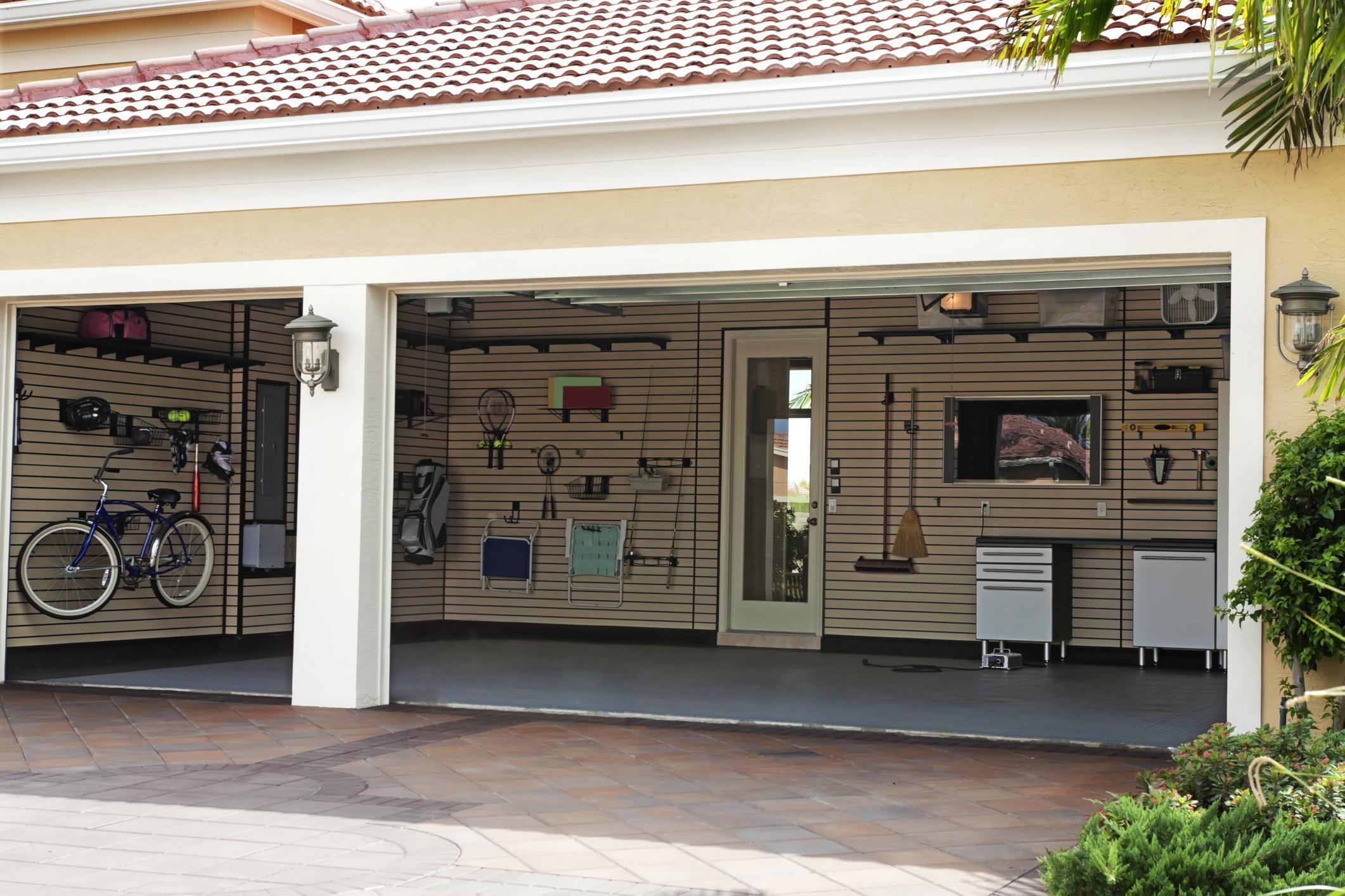 Easy Steps to a Well-Organized Garage on Organized Garage  id=28360