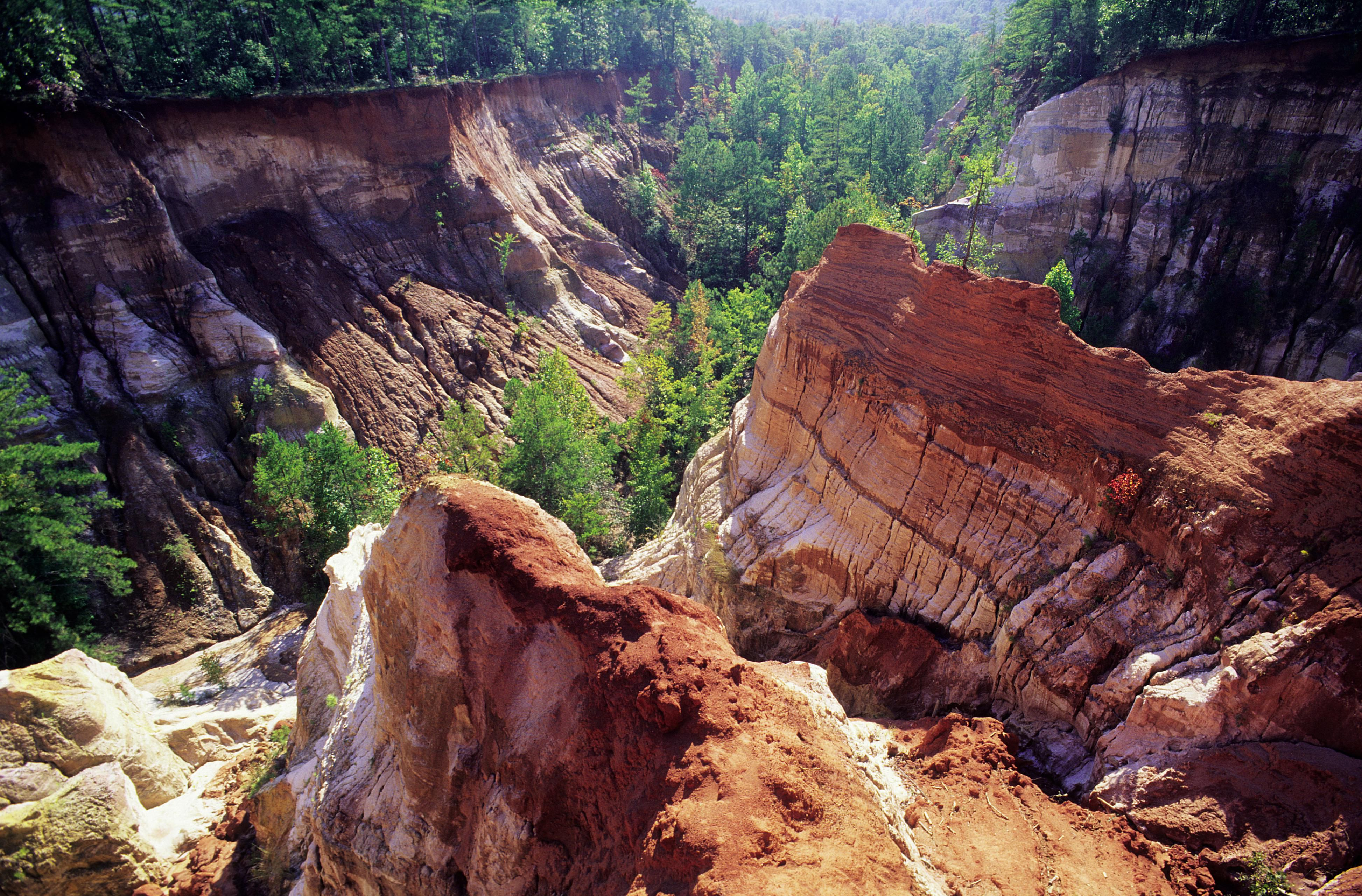 Definition And Description Of Geological Erosion
