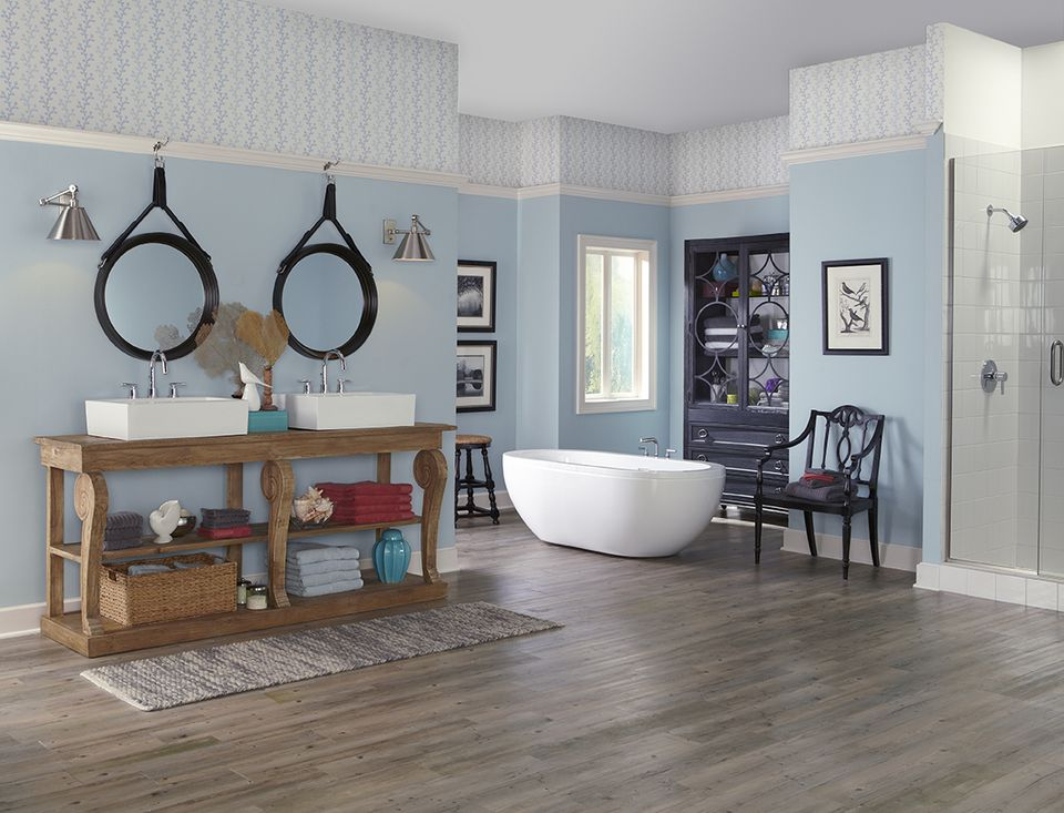 11 best neutral paint colors for your home on blue paint bathroom ideas exterior id=83363