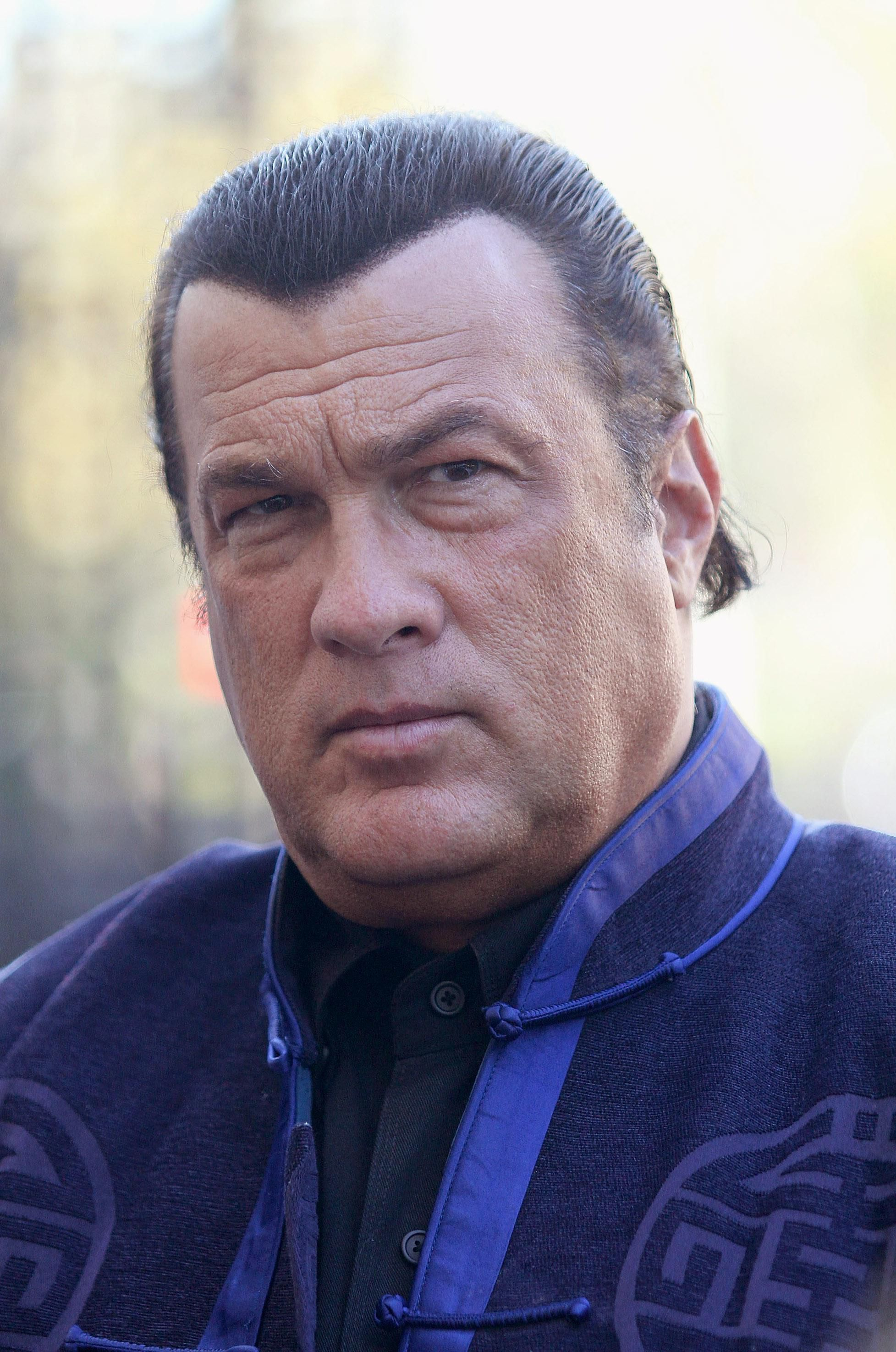 Steven Seagal Martial Artist And Hollywood Star