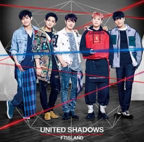 ftisland united shadows album japon edition speciale primadonna