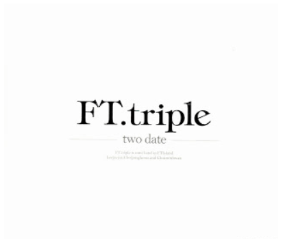 FT.triple FTISLAND two date DoubleDate Album repackage