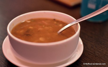 Chilly Bean Soup