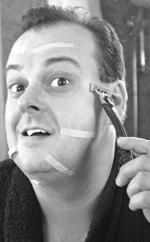 A Guide to shaving for trans men. There is just nothing cool about shaving cuts