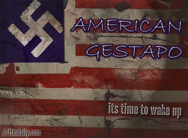 American Gestapo: Boston Bombing Reveals Washington's True Colors