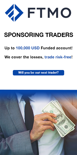FTMO.com - Funding for successful traders