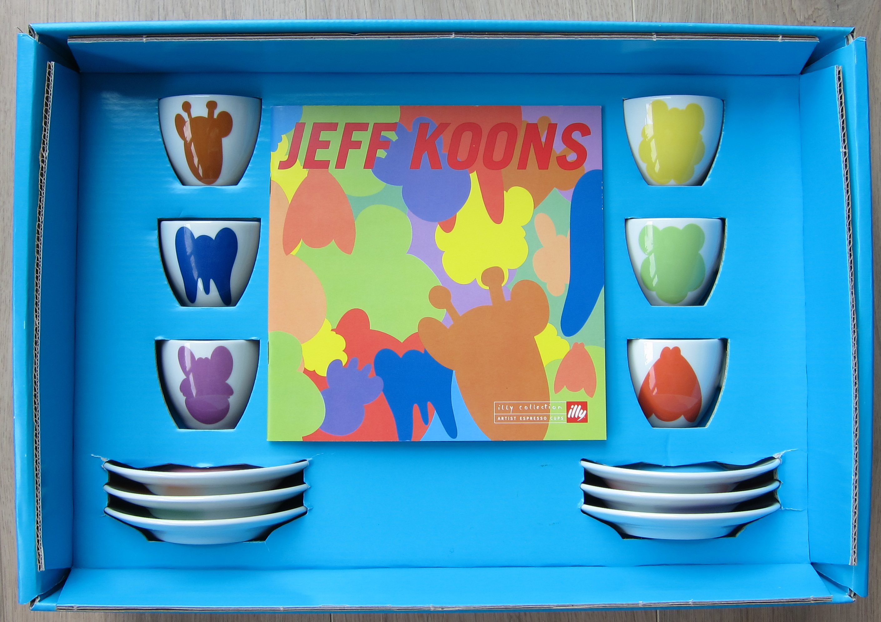 koons illy a