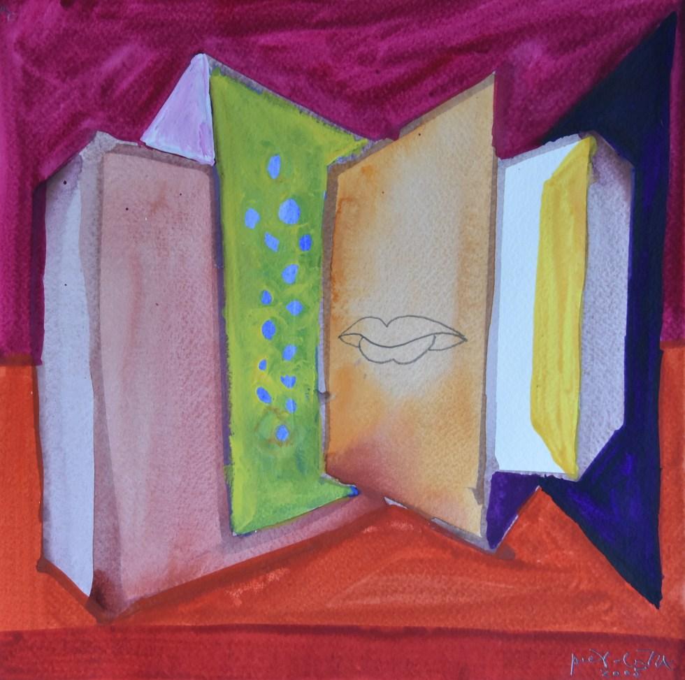 Piet Dirkx, compositie, 2005