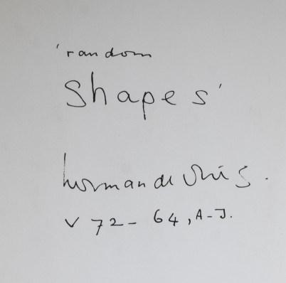 vries shapes d