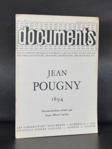 pougny documents