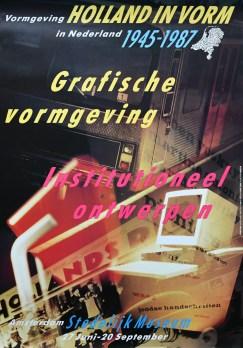 holland in vorm stedelijk a