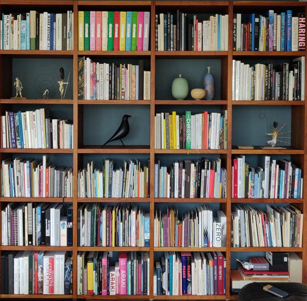 boekenkast personal