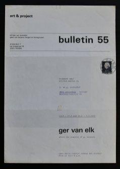 elk bulletin 55 a