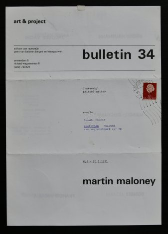 maloney bulletin 34 a