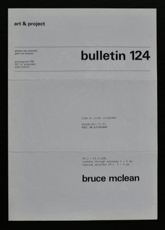 mclean bulletin 124 a