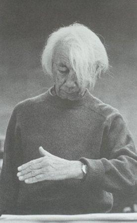 sandberg portret