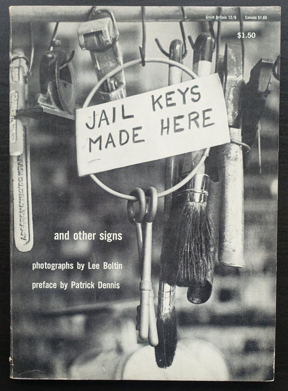 boltin jail keys