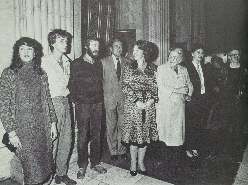 vrije foto 1980
