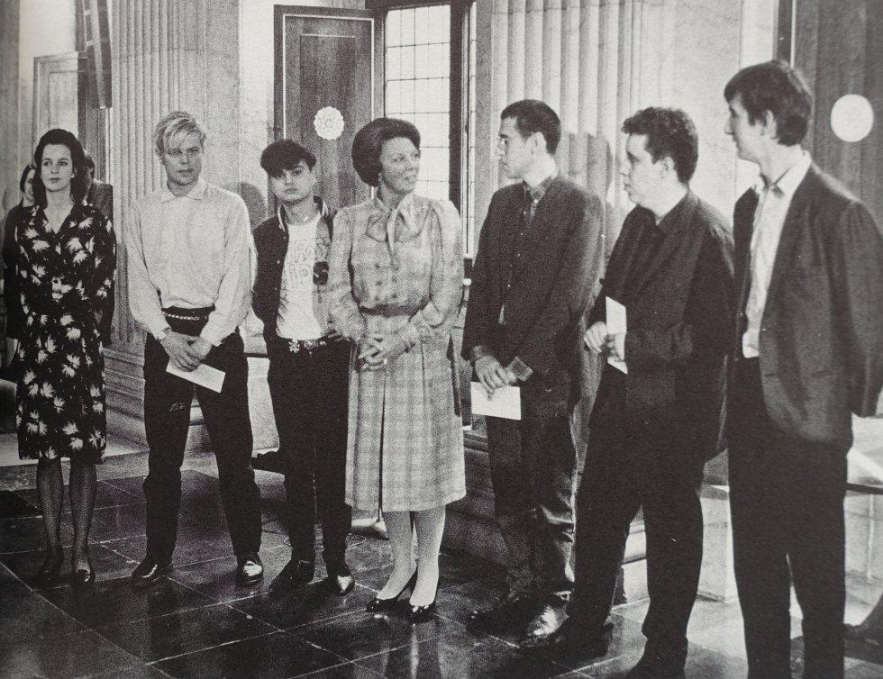 vrije foto 1983