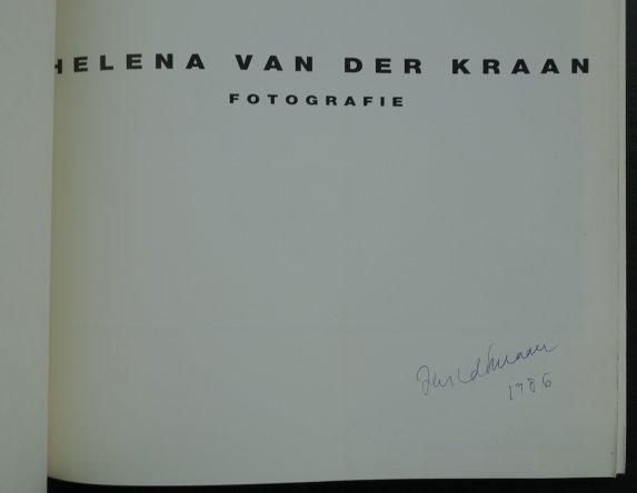 kraan signed b