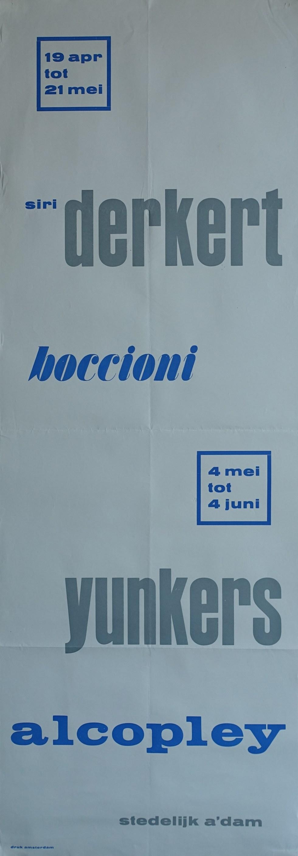 alcopley poster bb