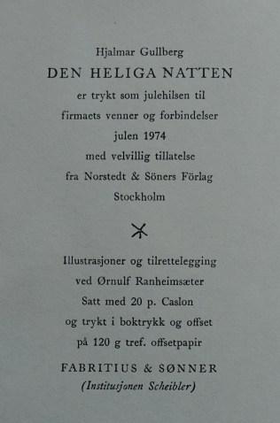 gullberg d