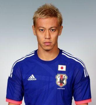 Keisuke Honda - Source: FTInews.com