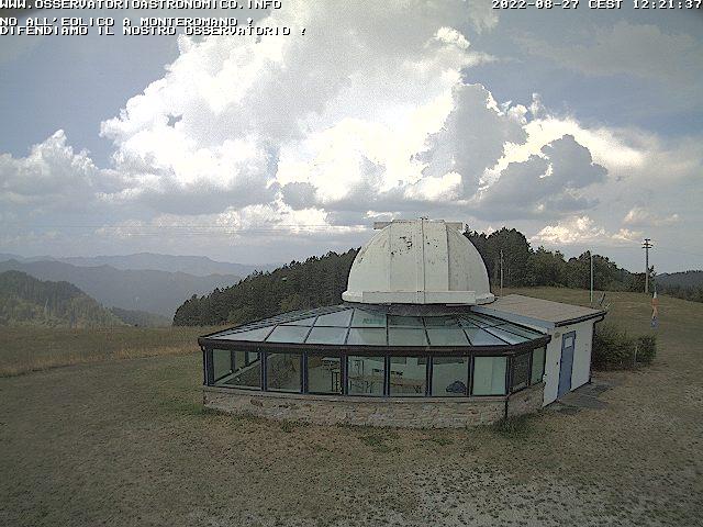 Osservatorio Astronomico di Monteromano (Brisighella - RA)