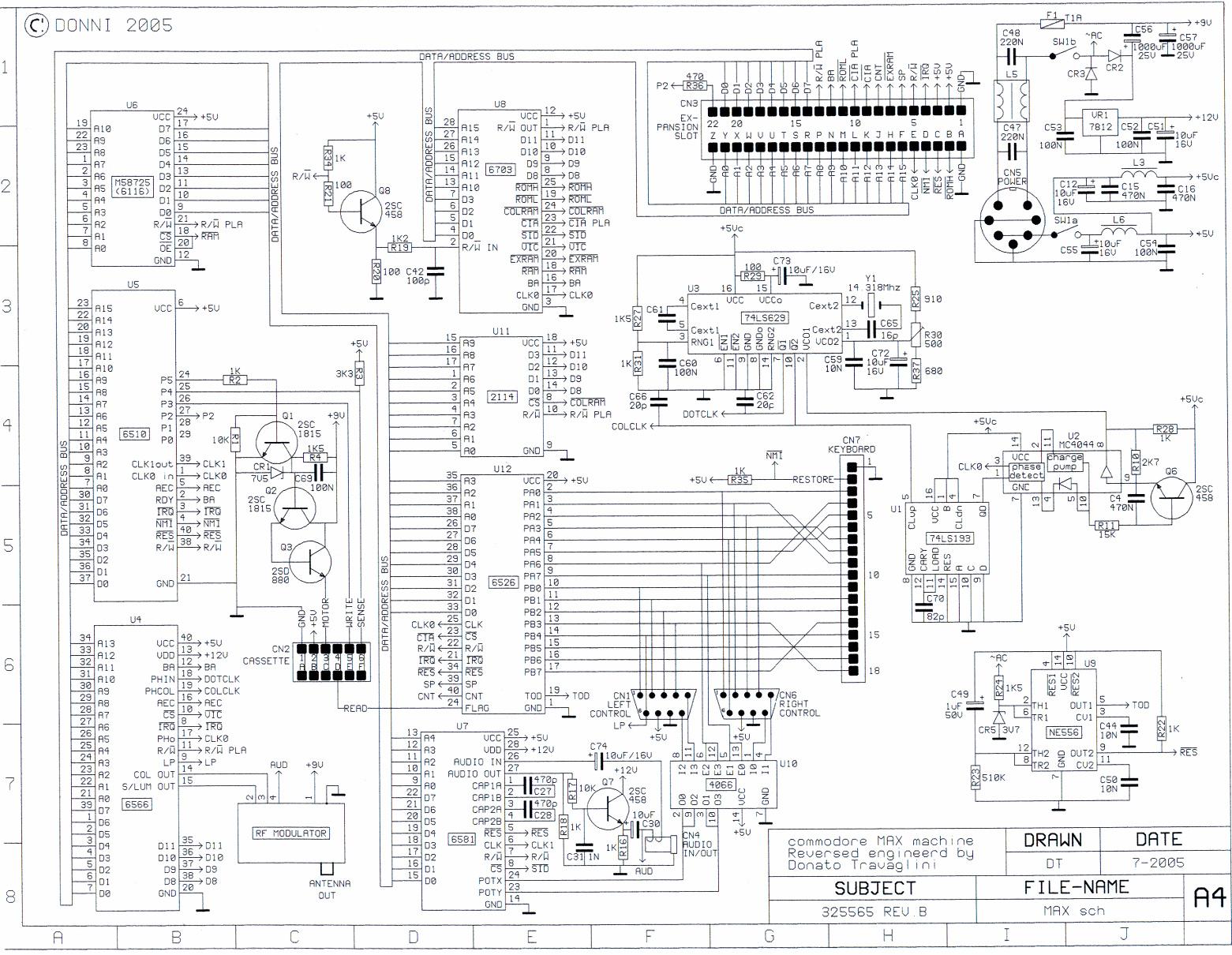Pub Cbm Schematics Computers C64