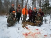F-Troop with Leaddog's Buck 2013