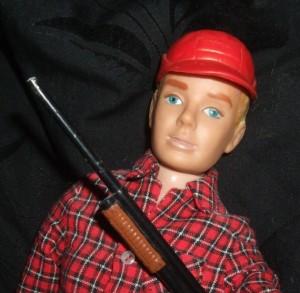 F-Troop Ken Doll