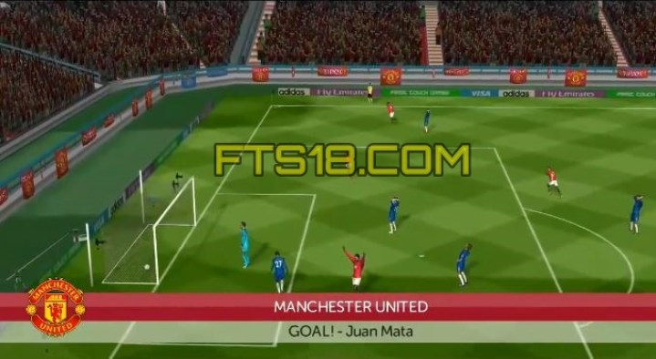 FTS 18 Goal Graphics