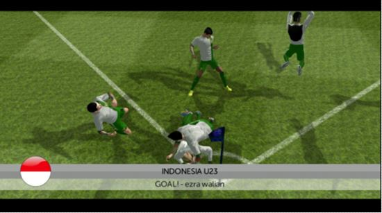 First Touch Soccer 18 Indonesia League